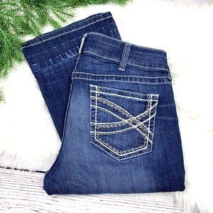 👖 •ARIAT•  R•E•A•L Boot Cut Jeans 32x31👖